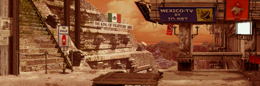 México (Sunset version)